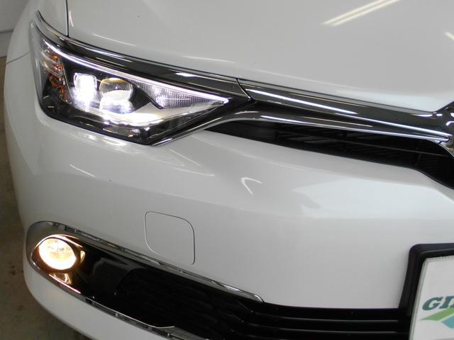 「トヨタ」「オーリス」「コンパクトカー」「岐阜県」の中古車16