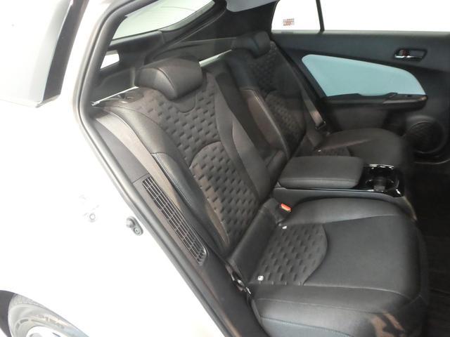 トヨタ プリウスPHV Sナビパッケージ メモリーナビ フルセグTV シートヒーター