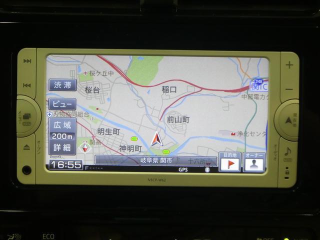 S ワンセグナビ バックカメラ ETC LED クルコン(5枚目)