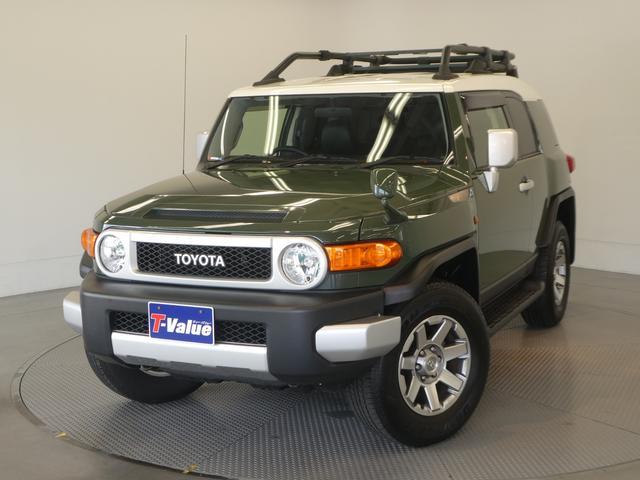 「トヨタ」「FJクルーザー」「SUV・クロカン」「岐阜県」の中古車3