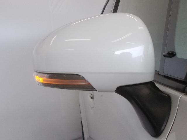 サイドターンランプ付き電動格納式リモコンカラードミラー