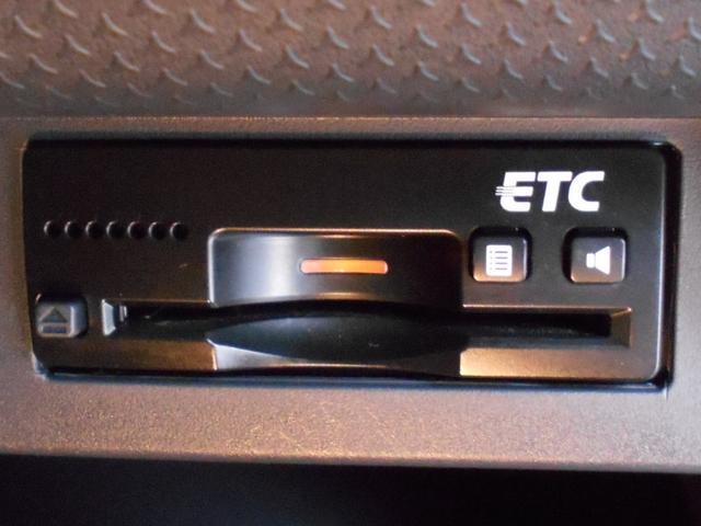 ETC付です。キャッシュレス&ノンストップで有料道路走行にすごく便利です