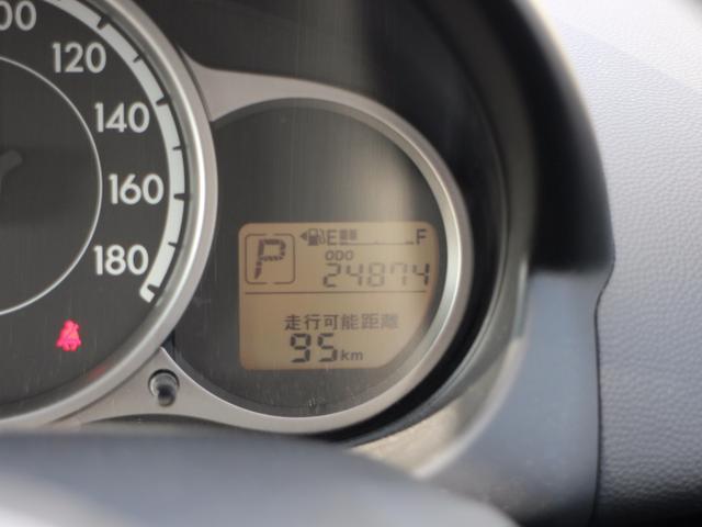 マツダ デミオ 13C-V スマートエディションII 社外メモリーナビ