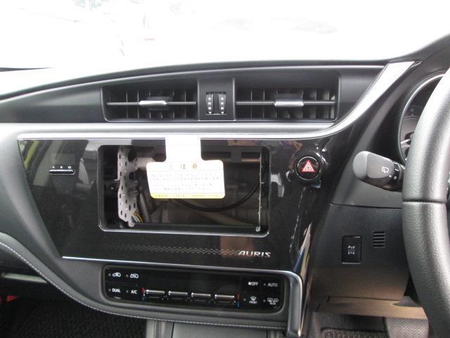 トヨタ オーリス 150X Sパッケージ 4WD 1年間走行距離無制限保証
