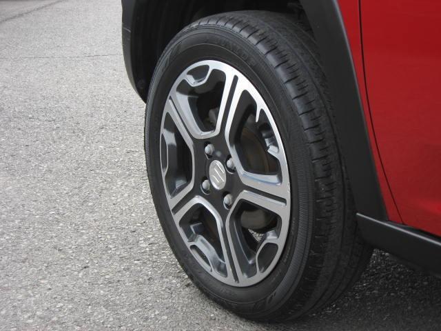 スズキ ハスラー Xターボ レーダーブレーキ ワンオーナー ナビTVフルセグ