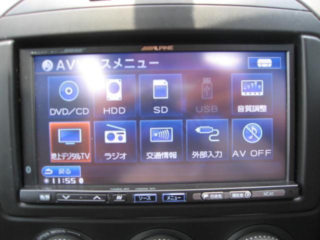 マツダ ロードスター VS RHT 電動オープン HDDナビTVフルセグ HID