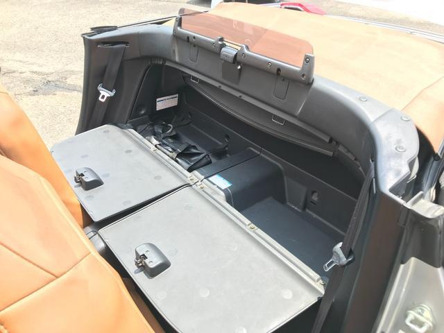 ベースグレード 純正オプションエアロ/本革シート/HIDヘッドライト(20枚目)