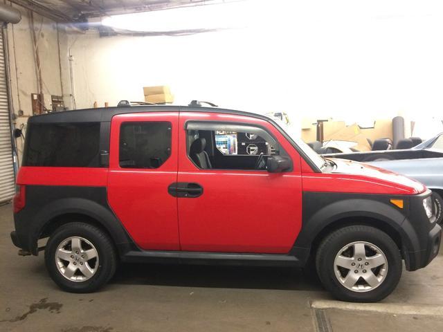 アメリカホンダ アメリカホンダ USホンダ エレメント  4WD