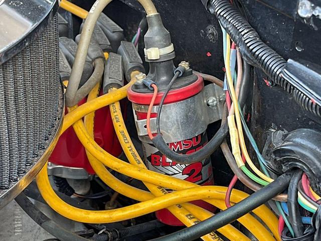 CJ5 4WD GM383ストローカーエンジン400馬力 フロアオートマリフトアップ レストア済み(27枚目)
