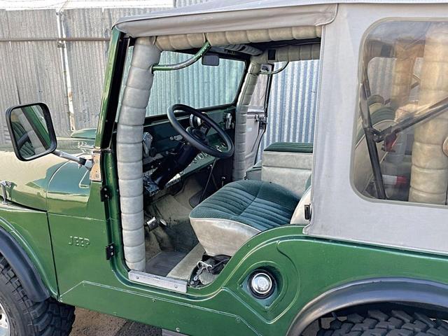 CJ5 4WD GM383ストローカーエンジン400馬力 フロアオートマリフトアップ レストア済み(37枚目)