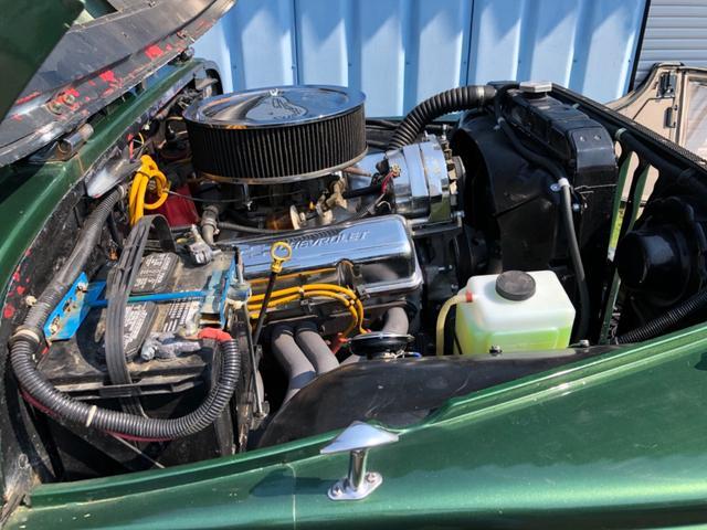 CJ5 4WD GM383ストローカーエンジン400馬力 フロアオートマリフトアップ レストア済み(49枚目)
