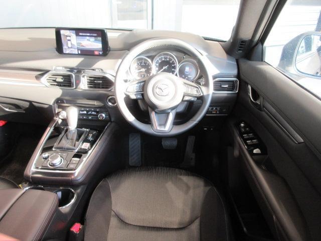 25S プロアクティブ 4WD デモアップカー BSM MRCC 360°ビューモニター LEDヘッドライト(4枚目)