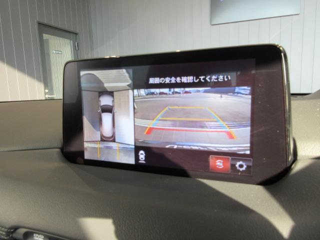25S プロアクティブ 4WD デモアップカー BSM MRCC 360°ビューモニター LEDヘッドライト(8枚目)