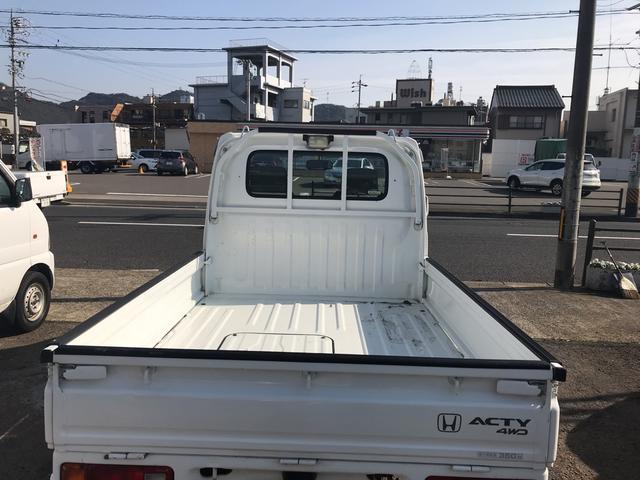タウン 4WD 5速 作業灯 走行7.4万K 三方開き(6枚目)