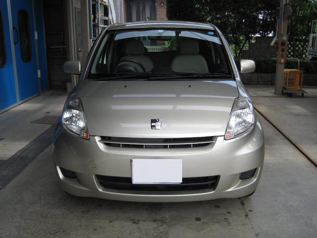 「トヨタ」「パッソ」「コンパクトカー」「岐阜県」の中古車3