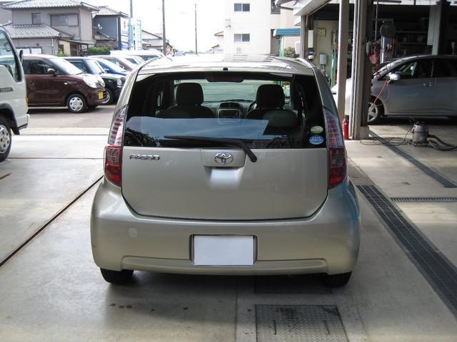 「トヨタ」「パッソ」「コンパクトカー」「岐阜県」の中古車7