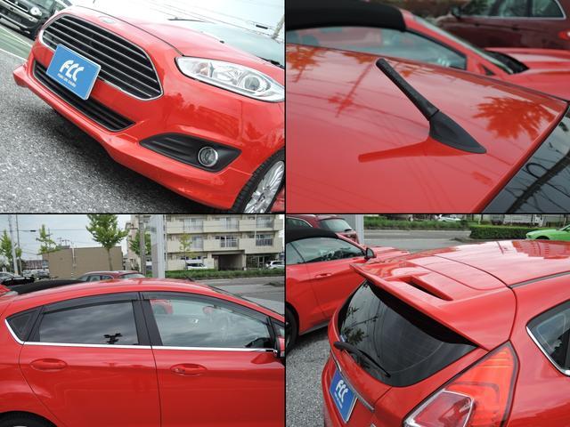 ヨーロッパフォード ヨーロッパフォード フィエスタ 1.0エコブースト ユーザー買取車両