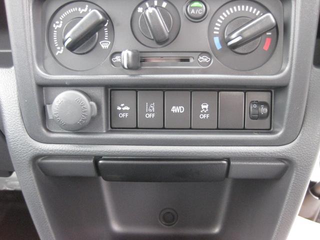 KCエアコン・パワステ 届出済未使用車 4WD 3AT 衝突軽減ブレーキ(7枚目)