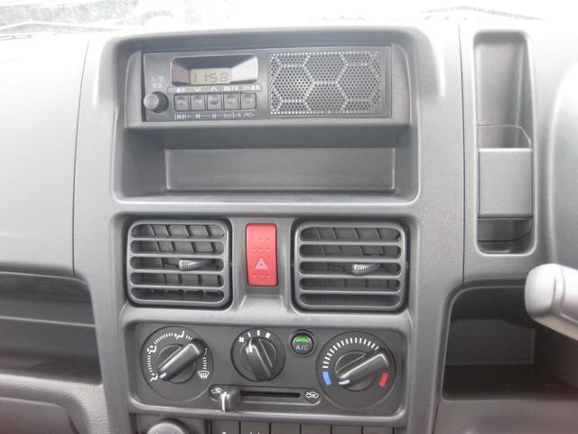 KCエアコン・パワステ 届出済未使用車 4WD 3AT 衝突軽減ブレーキ(8枚目)