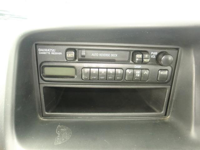 クルーズ ワンオーナー キーレス 4WD カセット(11枚目)