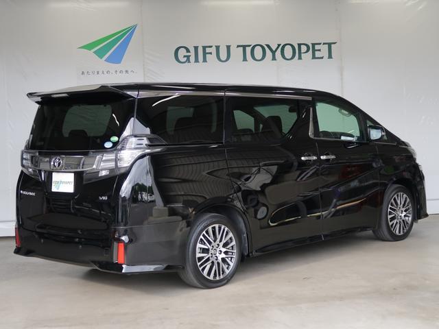 「トヨタ」「ヴェルファイア」「ミニバン・ワンボックス」「岐阜県」の中古車5