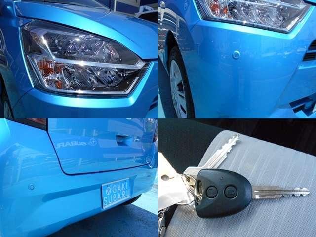 L スマートアシスト スマートアシスト LEDライト コーナーセンサー 禁煙車 3年保証付(11枚目)