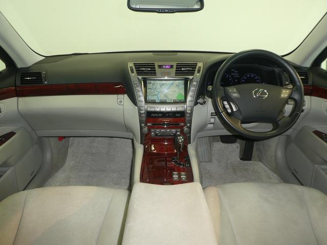 レクサス LS LS460 HDDナビ ETC HIDライト パワーシート