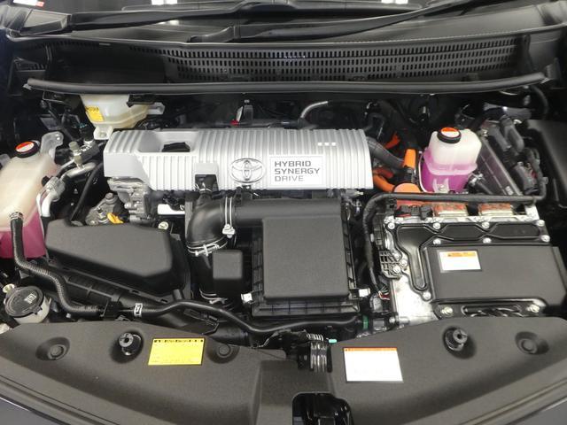 エンジンルームが綺麗ですと、不具合等の発見もし易く、コンディションのチェックがし易いです。