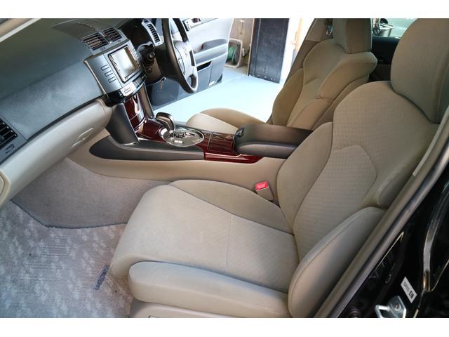 トヨタ マークX 250Gフルエアロ 19インチクラブリネア HDDナビ