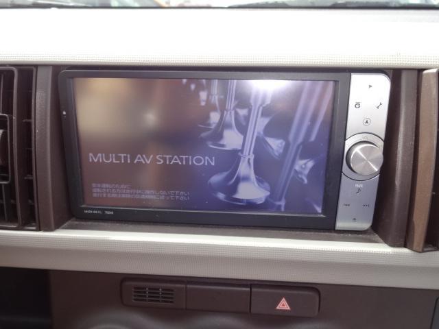 トヨタ パッソ 1.3Lプラスハナ純正ナビTV B-カメラ