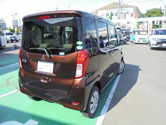 三菱 eKスペース G e-アシスト 当社試乗車UP 純正ナビ 自動ブレーキ付