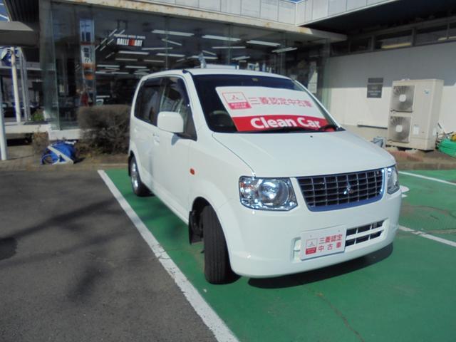 三菱 eKワゴン M 5速マニュアル車 3年保証付