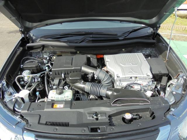三菱 アウトランダーPHEV Gナビパッケージ 当社試乗車UP パワーサイドブレーキ