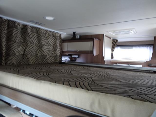 広々ベッドスペース!