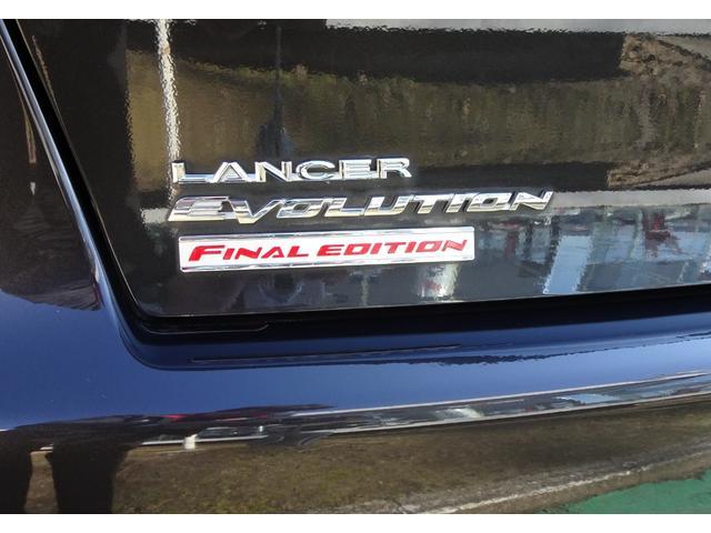 エボリューション ファイナルエディション 限定車 3年保証(9枚目)