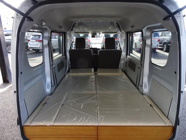 ブラボーターボ4WD 軽キャンパー ちょいキャン 3年保証付(4枚目)