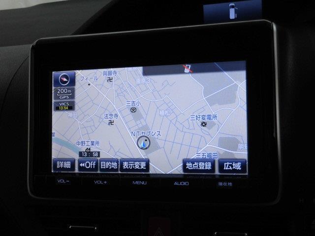 ハイブリッドGi フルセグ メモリーナビ DVD再生 ミュージックプレイヤー接続可 バックカメラ ETC ドラレコ 両側電動スライド LEDヘッドランプ 乗車定員7人 3列シート アイドリングストップ(11枚目)