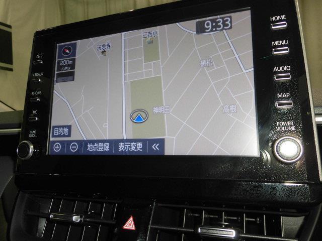 ハイブリッド S メモリーナビ DVD再生 ミュージックプレイヤー接続可 バックカメラ 衝突被害軽減システム ETC ドラレコ LEDヘッドランプ 記録簿 アイドリングストップ(9枚目)