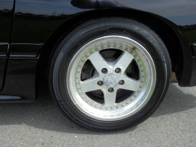 マツダ サバンナRX-7 GT-R ターボタイマー ETC MOMOステ 全塗装済