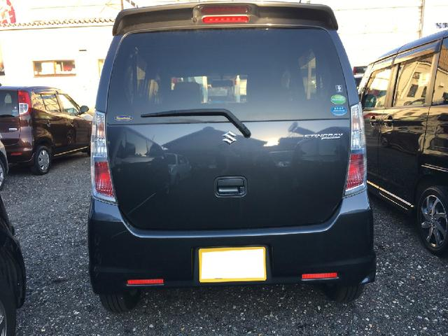 スズキ ワゴンRスティングレー X Goo鑑定車 無料保証付
