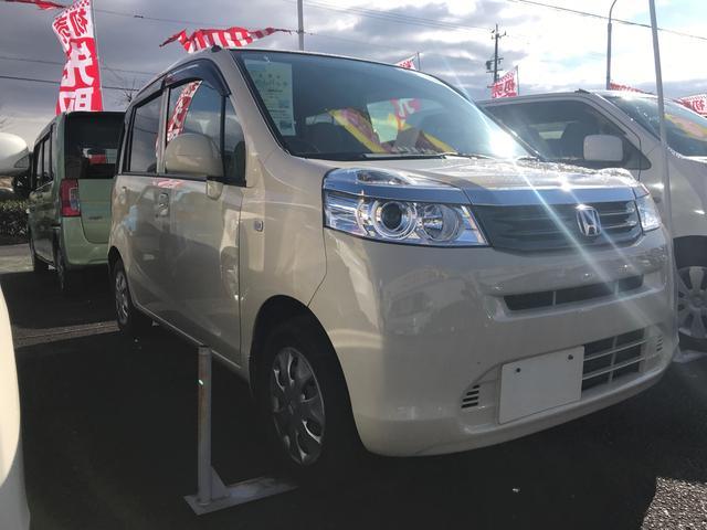 C グー鑑定車 無料保証1ヶ月走行無制限付 バニラクレム(3枚目)