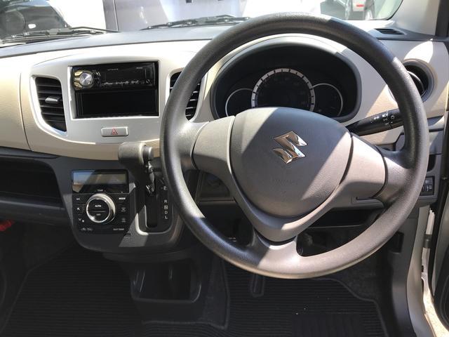 FX グー鑑定車 無料保証1ヶ月走行無制限付 シルキーシルバ(3枚目)