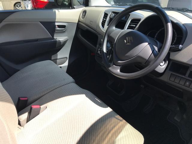 FX グー鑑定車 無料保証1ヶ月走行無制限付 シルキーシルバ(10枚目)