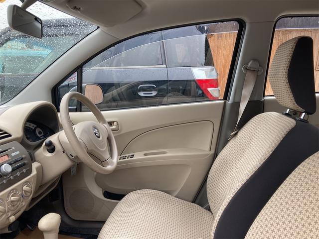 F グー鑑定車 無料保証1ヶ月走行無制限付 盗難防止 A/C CDプレーヤー キーレス付き パワーウインドウ(19枚目)