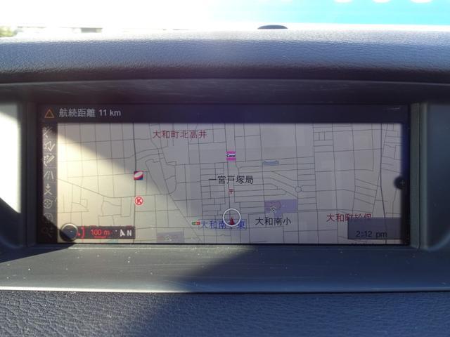 sDrive 18i 純正ナビ 純正アルミ HID 禁煙車(10枚目)