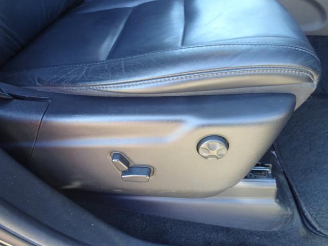 運転席Pシートです。