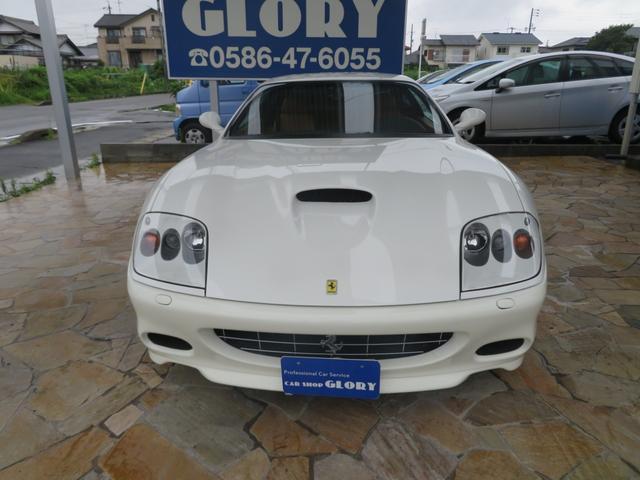 「フェラーリ」「575」「クーペ」「愛知県」の中古車42