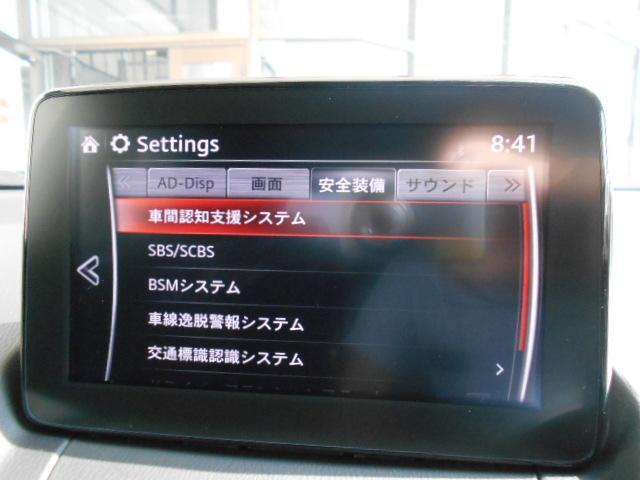 XDプロアクティブ ドラレコ/追従クルーズ/ナビ/カメラ(7枚目)