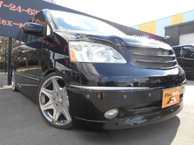 トヨタ ノア X DAD仕様社外19AWテイン車高調社外HDDナビ地デジ