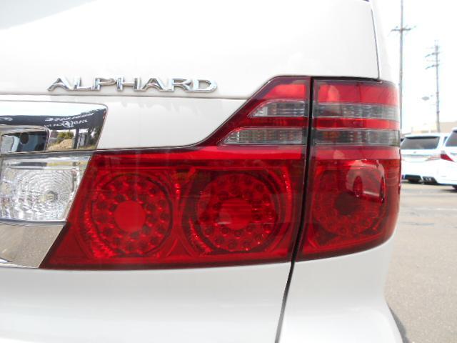 MS プラチナセレクション外エアロAME20AW車高調(16枚目)
